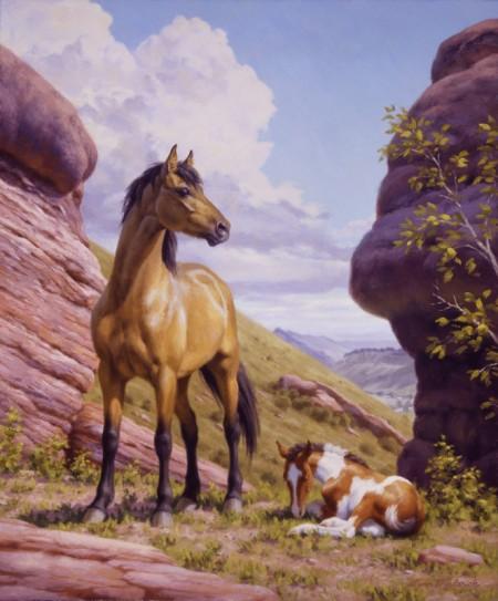 Mustang Mama