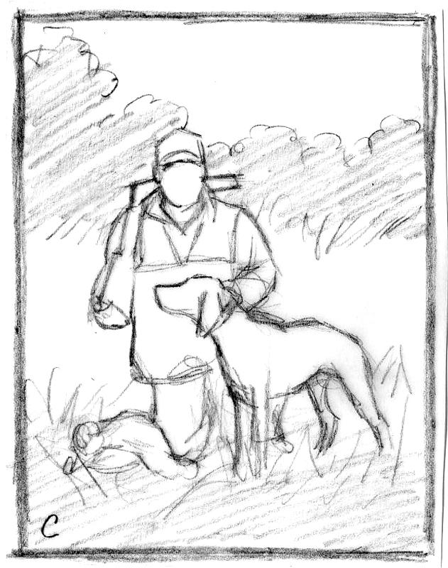 Pencil Sketch C